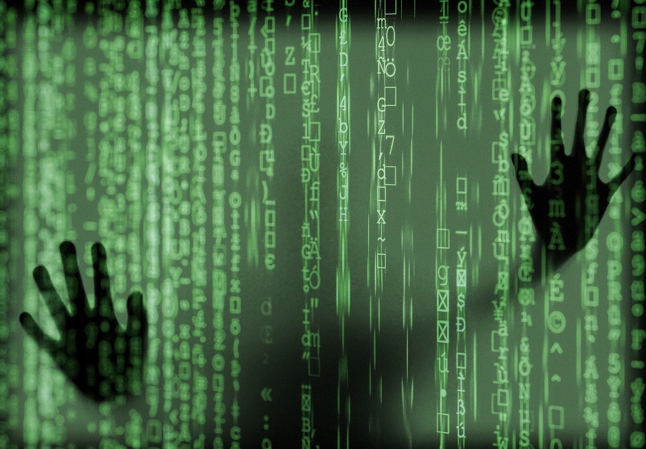 hacker, computer, spirit