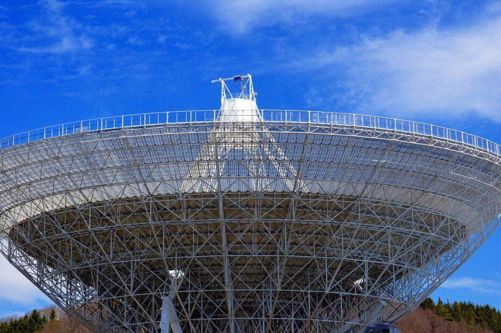 radio telescope, effelsberg, eifel