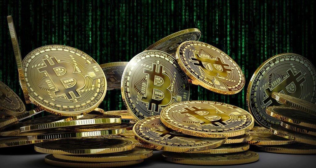 bitcoin, coins, virtual